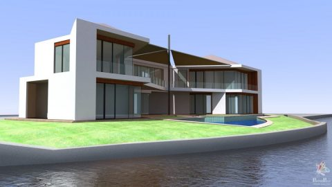 3D Architectural Visualisation Ipswich - DB House - 2