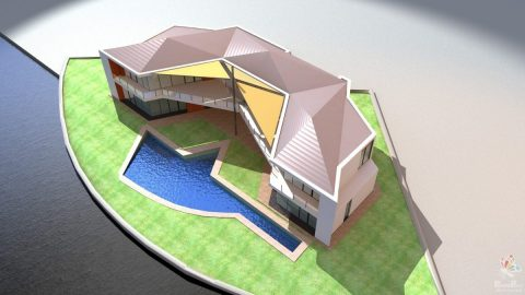 3D Architectural Visualisation Ipswich - DB House - 4