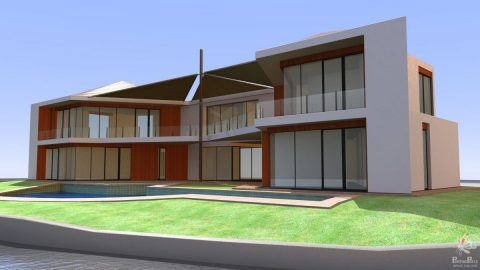 3D Architectural Visualisation Ipswich - DB House - 6