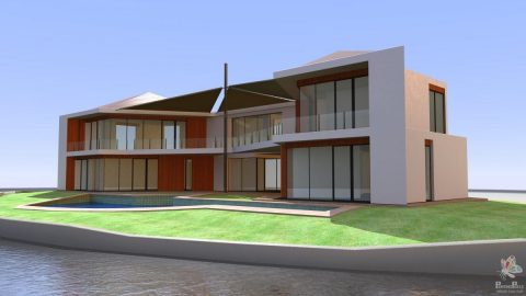 3D Architectural Visualisation Ipswich - DB House - 7