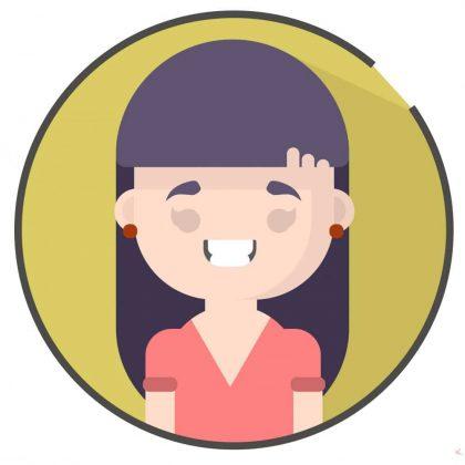 Character Design Graphic Design 2D Animation - Painting Pixels 2