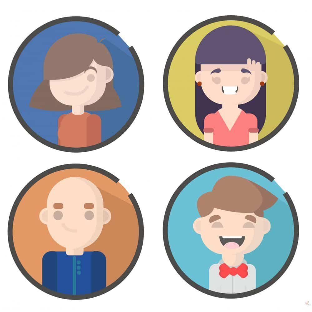 Character Design Graphic Design 2D Animation - Painting Pixels 5