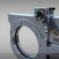 3D Model and Animation of RigSaver Industrial Valve