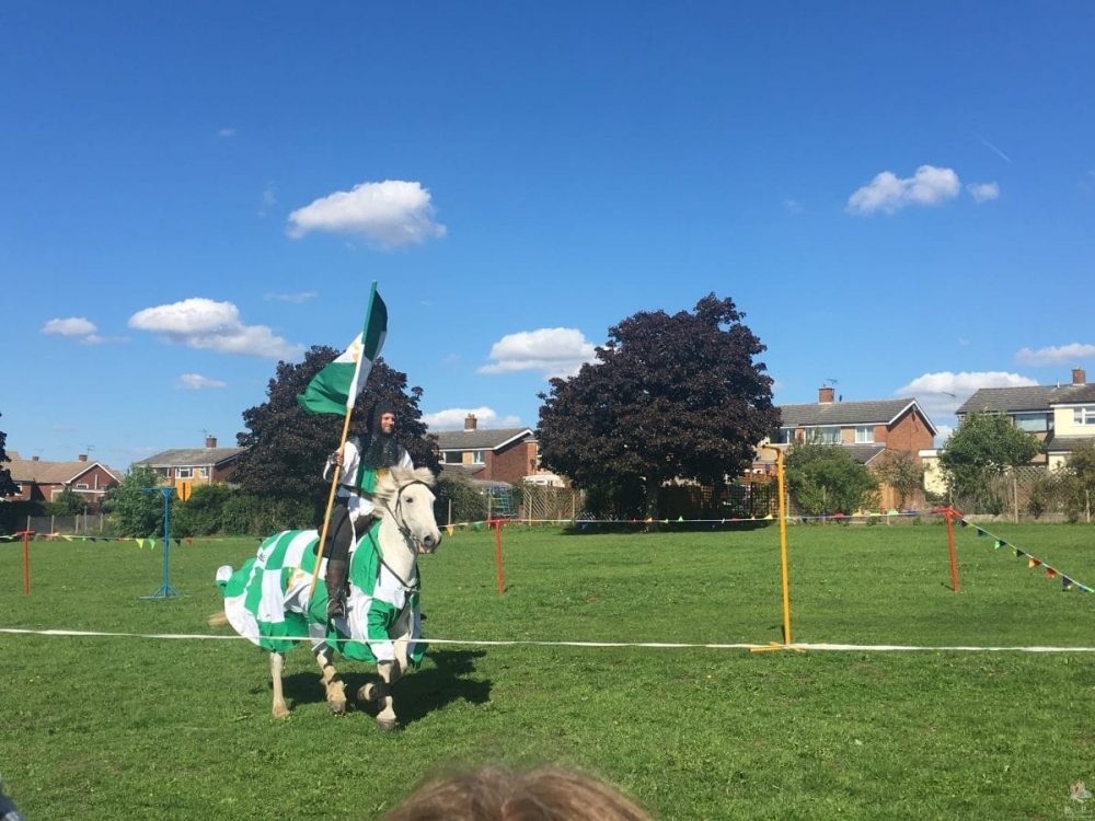 Castle Hill Jousting Day 1