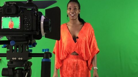 Painting PIxels Video Production Video Content Green Screen Ipswich Suffolk