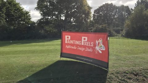 Painting Pixels - Charity Golf Day - MultiMedia Design Studio - Ipswich Suffolk 01