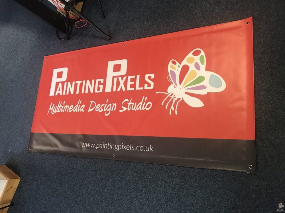 Painting Pixels Ipswich Suffolk MultiMedia Design Studio