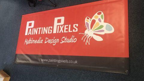 Painting Pixels Ipswich Suffolk MultiMedia Design Studio