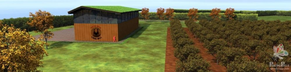 3D Architectural Modelling Animation Visualisation Ipswich Suffolk Essex Colchester London - 18