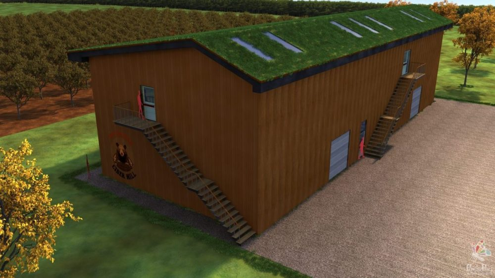 3D Architectural Modelling Animation Visualisation Ipswich Suffolk Essex Colchester London - 6