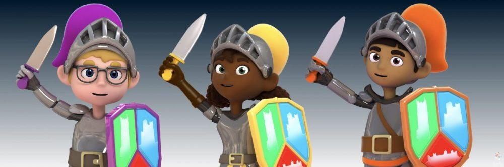 3D Character Design and Animation Ipswich Suffollk London Banner