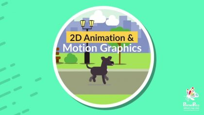 2D Animation and Motion Graphics