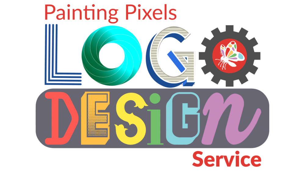 Logo Design Ipswich Suffolk for Companies Business Graphics Painting Pixels