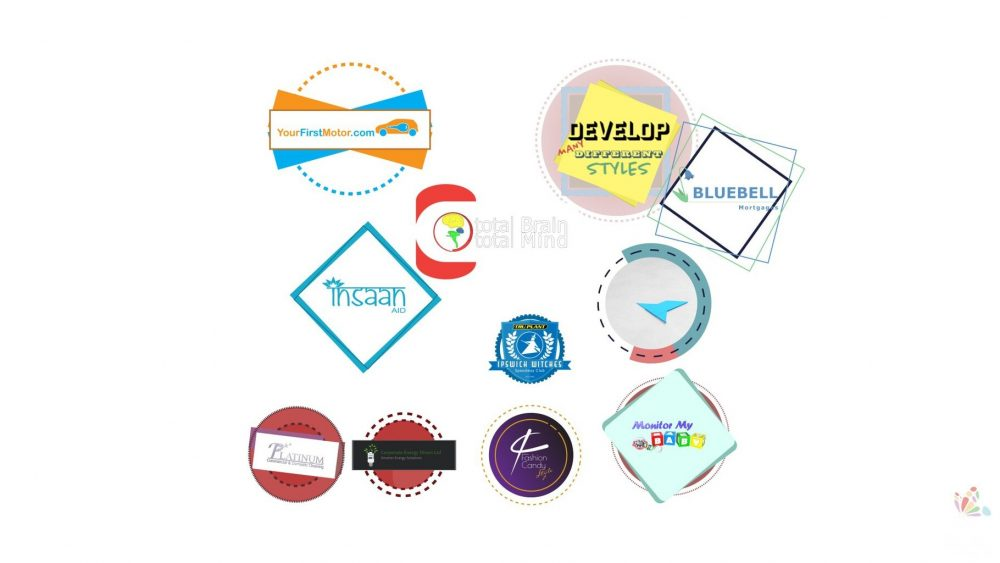 Logo design service ipswich suffolk animated i-dent amazing logo design for business company