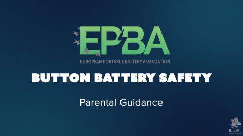 Button Battery Safety EPBA - Painting Pixels