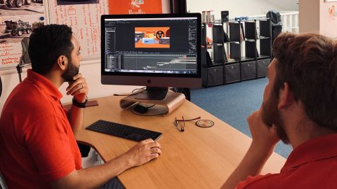 Video Production 2D Animation After Effects Ipswich Suffolk - 1