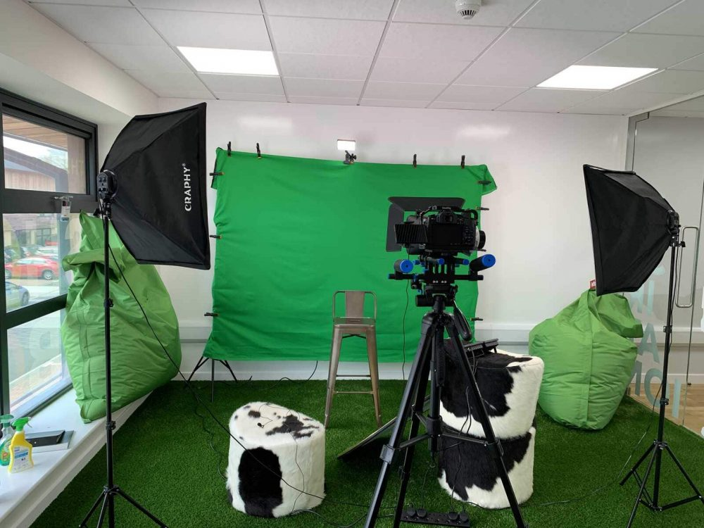 Video Recording Editing Ipswich Suffolk Green Screen SAS Studio Company - 2