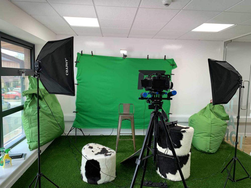 Video Recording Editing Ipswich Suffolk Green Screen SAS Studio Company - 2