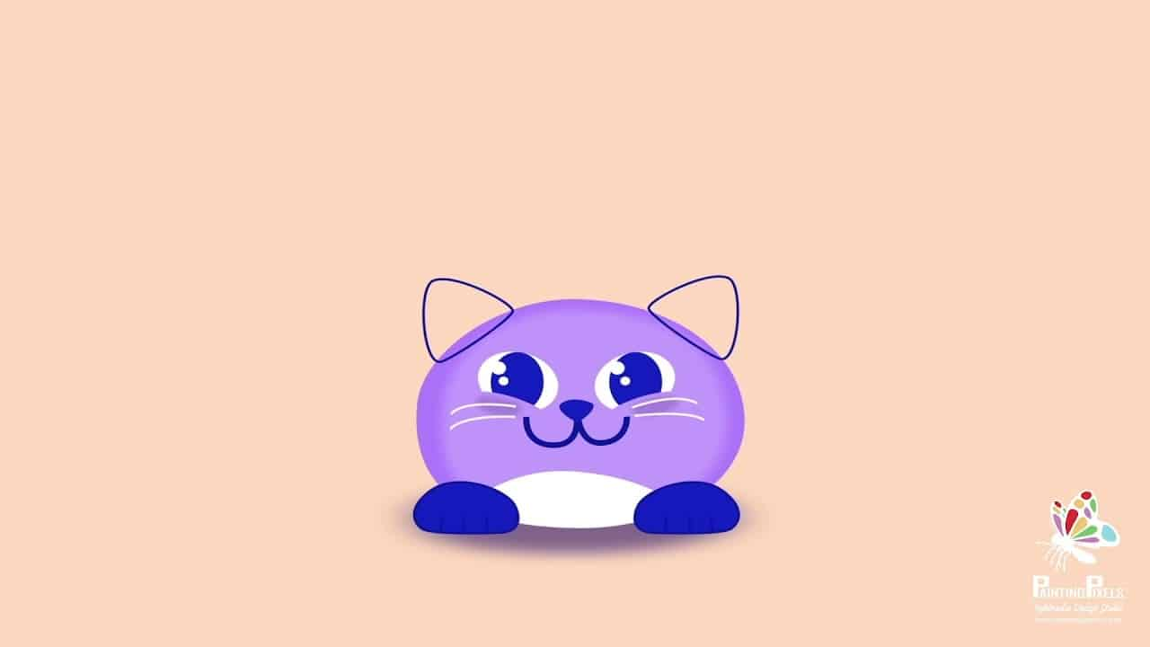 Cat Jumping Animation 9