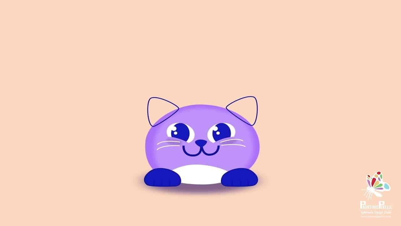Cat Jumping Animation 11