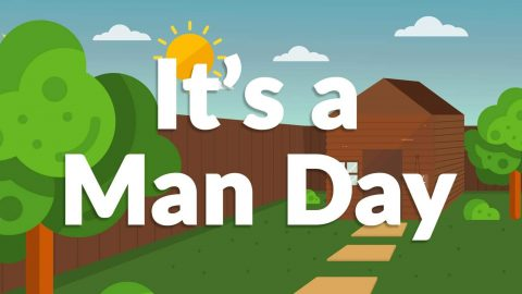 Its A Man Day In-house Animation 1