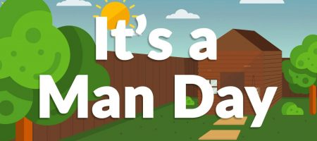 Its a Man Day!
