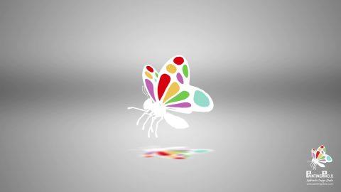 Logo Ident - Sliced Style Animation 9