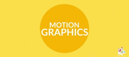 This is Motion Graphics Animation