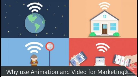 Why use Animation and Video for Marketing