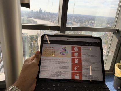 Painting Pixels Digital Marketing Agency London Canary Wharf