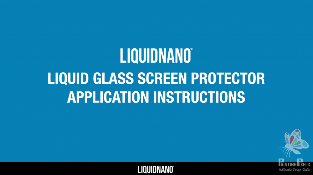 Liquid Nano Application Video Slides 6