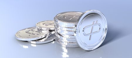 Copy Writing and Comms 3D Coin Render