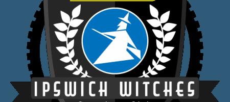 Ipswich Witches Logo Design