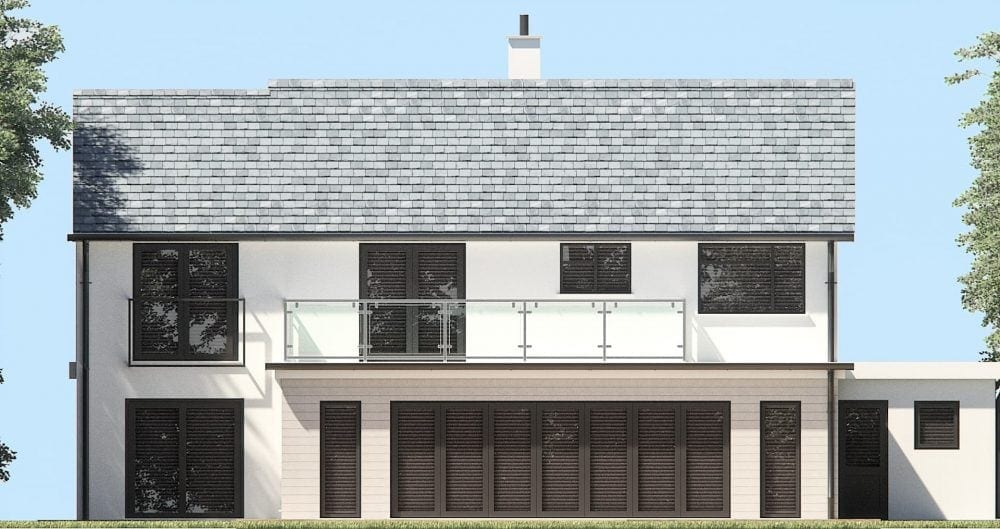 Private Build Architectural Visualisation 14