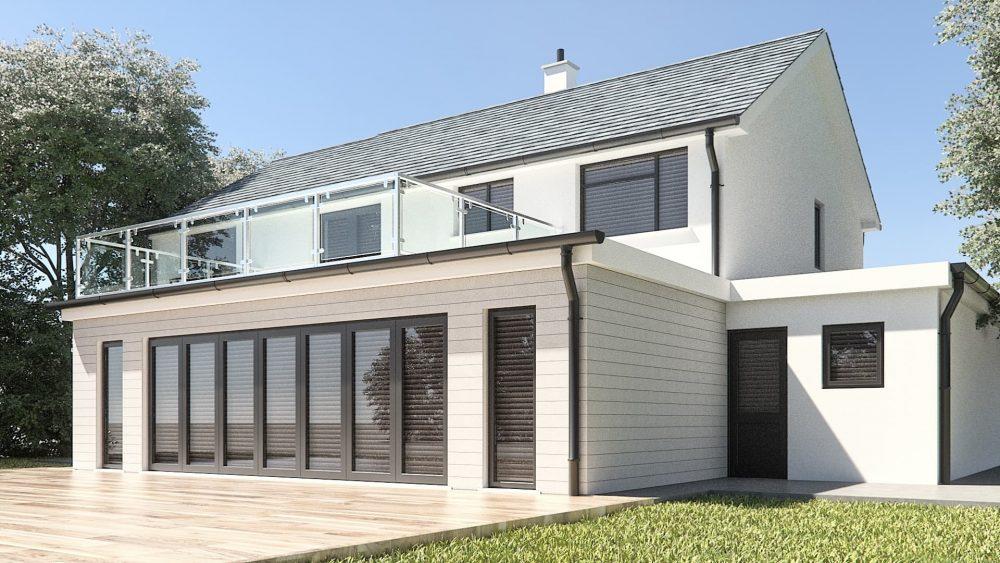 Private Build Architectural Visualisation 15