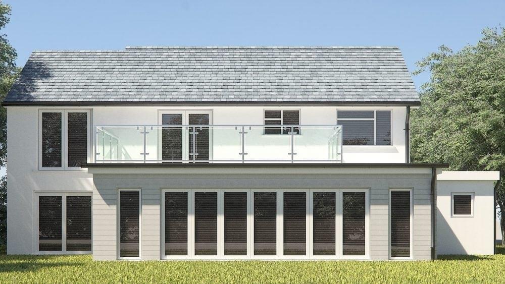 Private Build Architectural Visualisation 4