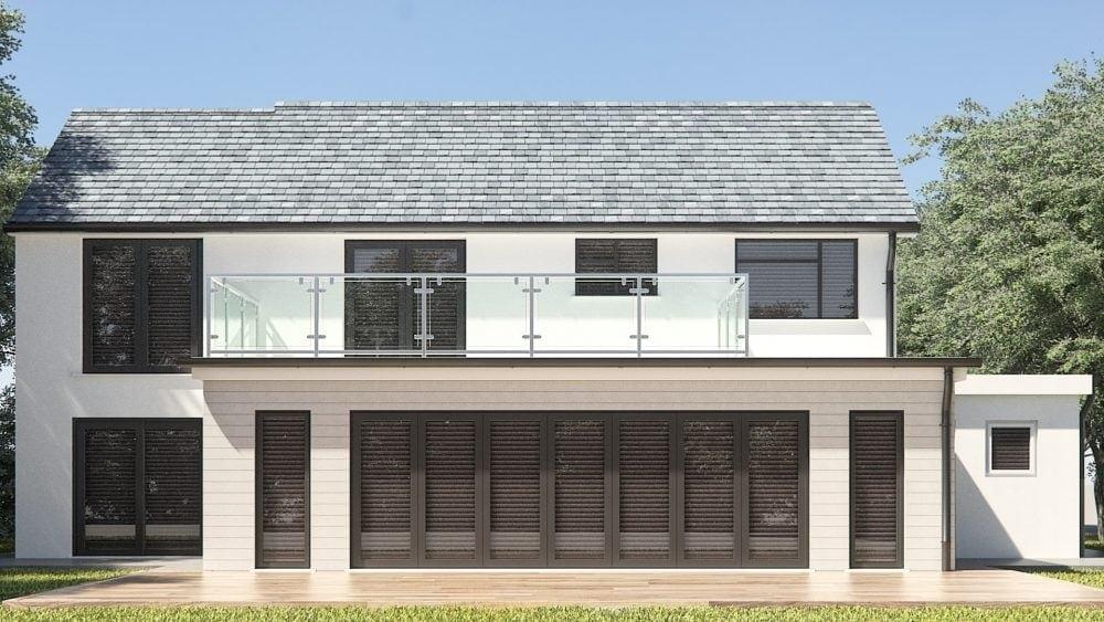 Private Build Architectural Visualisation 5