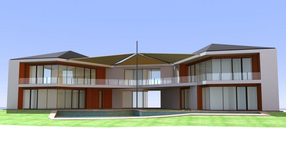 3D Bespoke Building 1