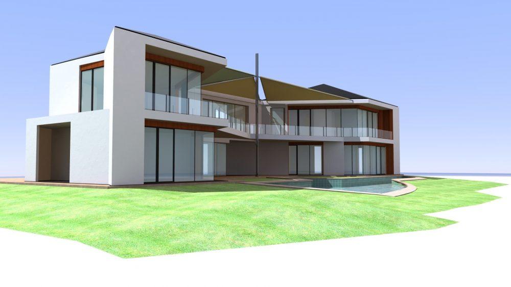 3D Bespoke Building 2