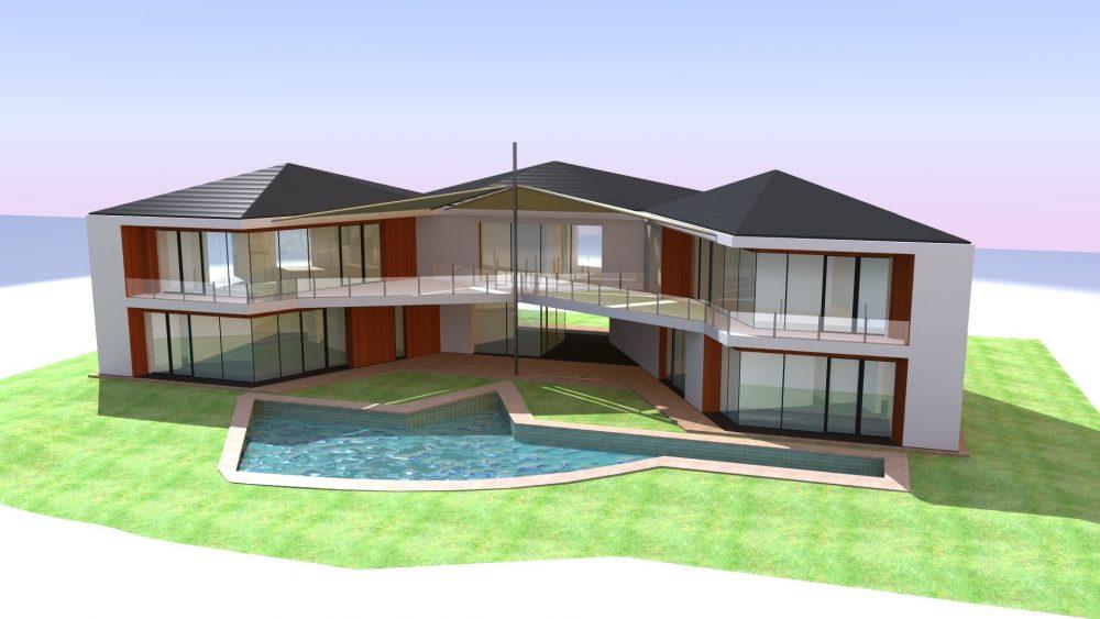 3D Bespoke Building 3