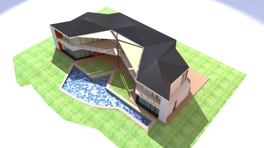 3D Bespoke Building 4