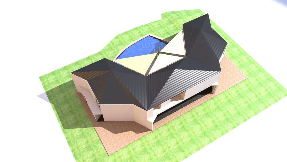 3D Bespoke Building 5