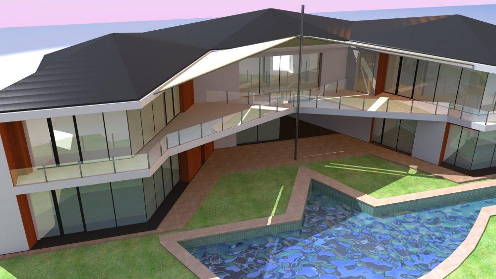 3D Bespoke Building 7