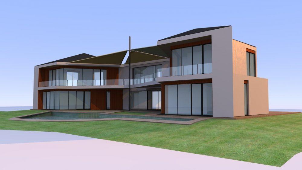 3D Bespoke Building 9