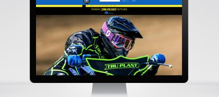 Ipswich Witches Logo and Web Design