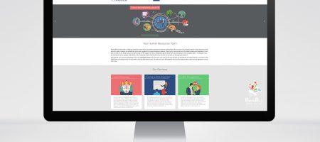 Picasso HR Website Design