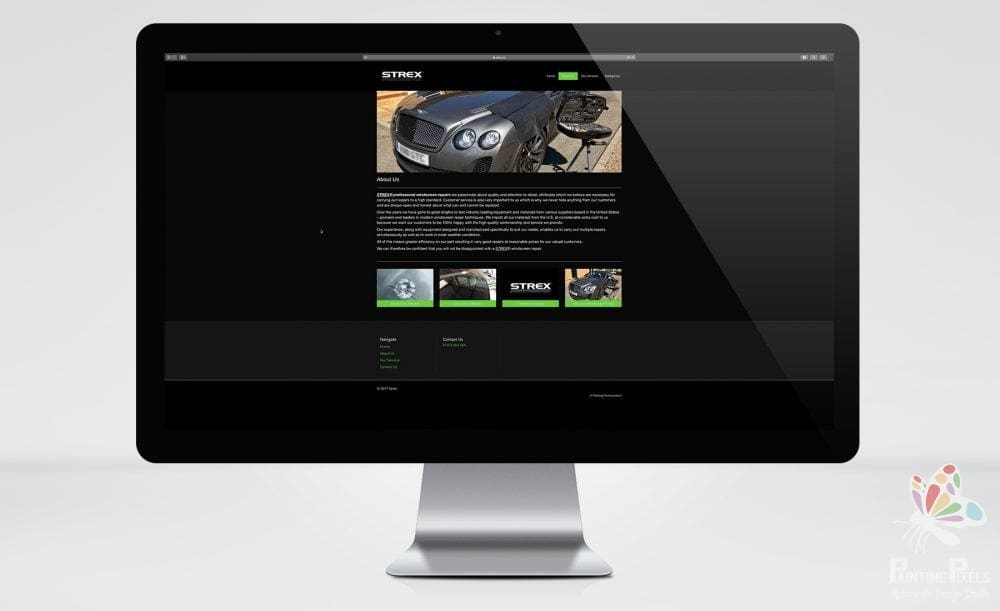 Website design ipswich suffolk company strex local cheap -2