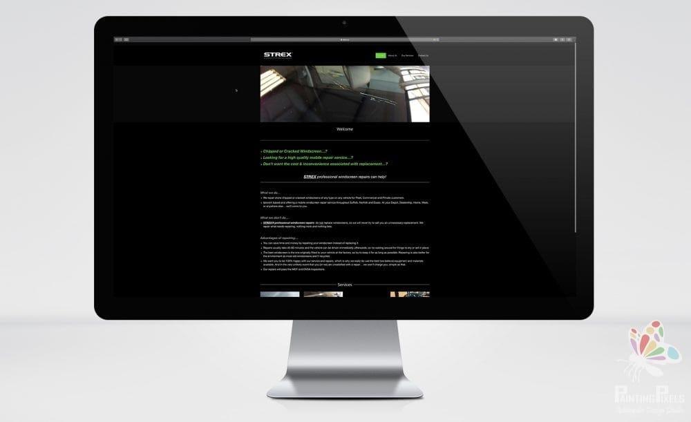 Website design ipswich suffolk company strex local cheap -3