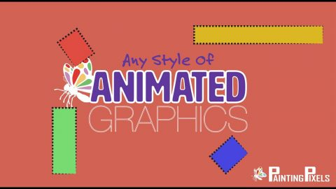 2D Styles Animation